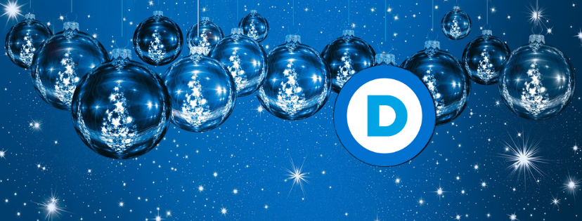 Friday, December 14, 2018: Madison County Democrats Christmas Gathering
